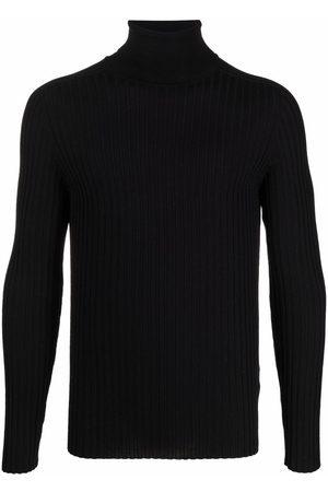 TRANSIT Ribbed-knit roll-neck jumper
