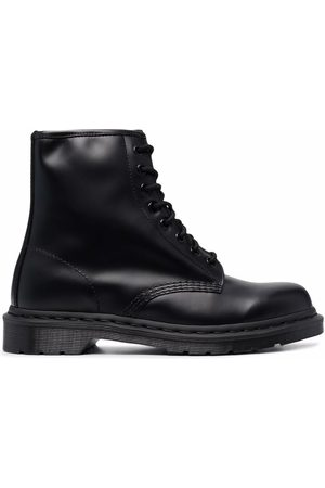 Dr. Martens Smooth lace-up ankle boots
