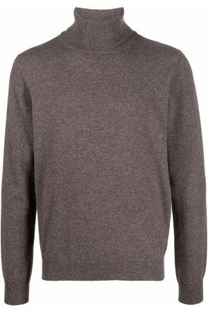 Malo Roll-neck cashmere jumper