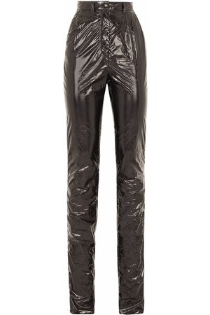 Dolce & Gabbana Women Skinny Pants - High-waisted slim fit trousers