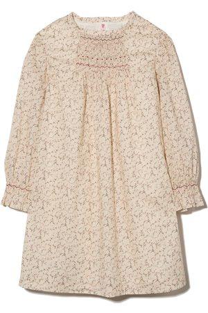 BONPOINT Divine floral-print dress