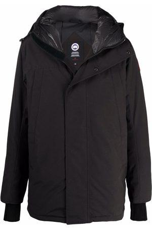 Canada Goose Men Parkas - Sanford technical fabric down-filled coat