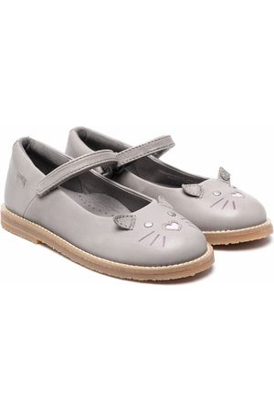 Camper Twins whiskers ballerinas