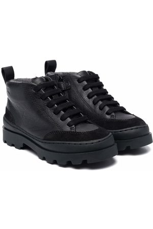 Camper Brutus lace-up high-top sneakers