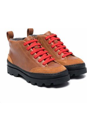 Camper Brutus platform high-top sneakers