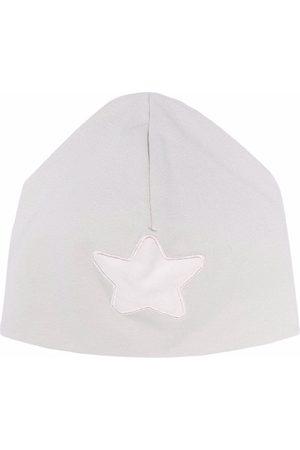 LA STUPENDERIA Star-patch cotton beanie