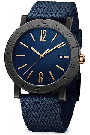 Bvlgari Solotempo Ceramic Watch