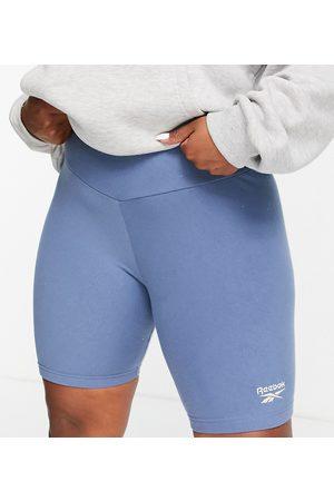 Reebok Plus Classics legging shorts in