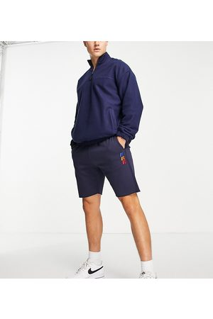 Russell Athletic RRR shorts in navy