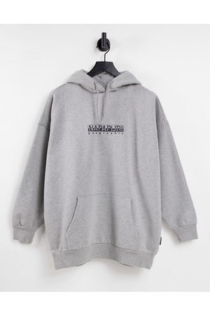 Napapijri Box hoodie in light
