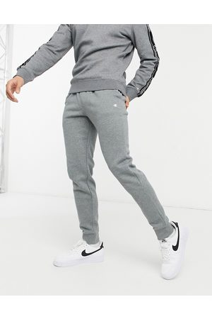 Champion Small logo tracksuit bottoms in