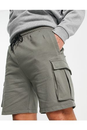ASOS Sweat shorts with utility pockets