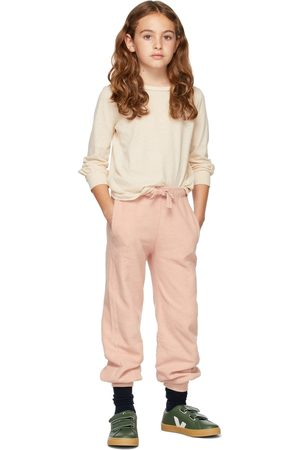 Longlivethequeen Kids Terry Jogger Lounge Pants