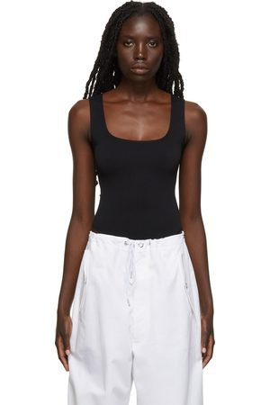 ÉTERNE SSENSE Exclusive Nylon Jersey Bodysuit