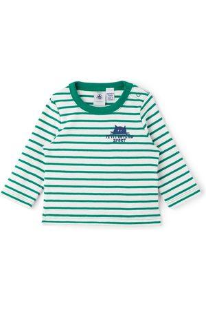 Petit Bateau Long Sleeve - Baby & Striped Long Sleeve T-Shirt