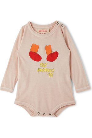The Animal Observatory Baby Wasp Bodysuit
