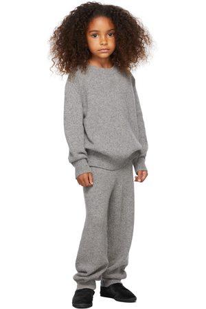 The Row Pants - Kids Cashmere Louie Lounge Pants