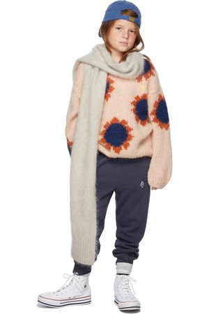 The Animal Observatory Jumpers - Kids Flowers Bull Sweater