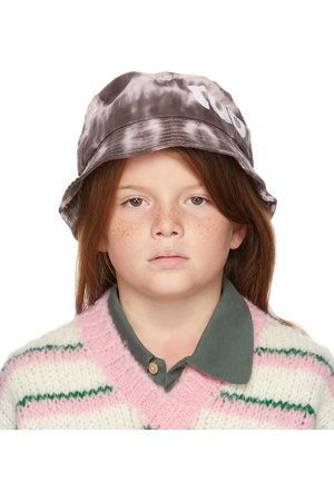 The Animal Observatory Boys Neckties - Kids & Pink Tie-Dye Starfish Bucket Hat