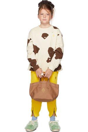 The Animal Observatory Shirts - Kids & Brown Cow Marmot Shirt
