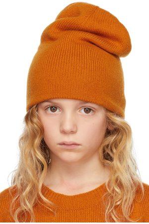 The Row Beanies - Kids Cashmere Elfie Beanie