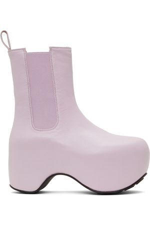 AREA Platform Ankle Boot