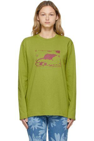Marc Jacobs Heaven Stinky Rat Long Sleeve T-Shirt