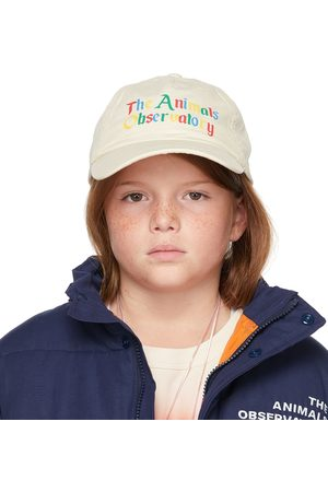 The Animal Observatory Caps - Kids Off- 'The Animals' Big Hamster Cap