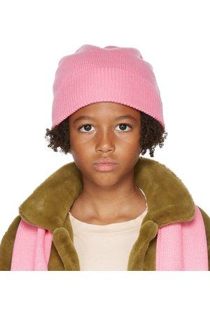 Repose AMS Beanies - Kids Pink Knit Beanie