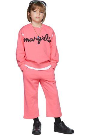 MM6 MAISON MARGIELA Kids 'Margiela' Sweatshirt