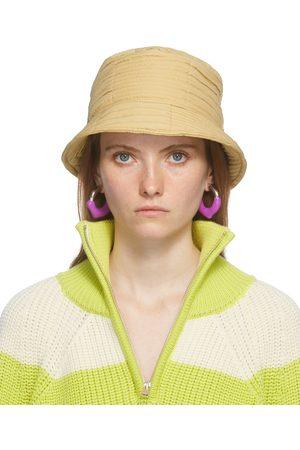SUNNEI Quilted Bucket Hat