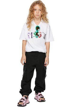 Msgm Kids Cargo Pants