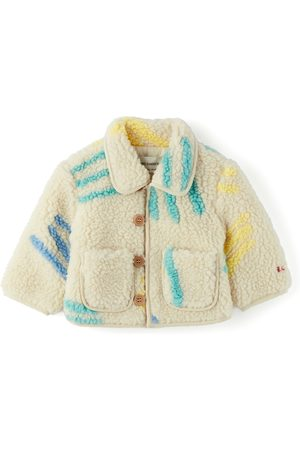Bobo Choses Baby Off- Scratch All Over Jacket