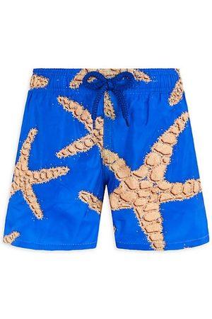 Vilebrequin Little Boy's & Boy's Sand Starlet Swim Trunks