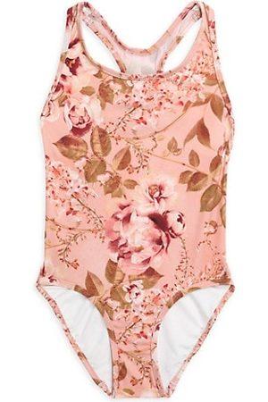 ZIMMERMANN Little Girl's & Girl's Rosa One-Piece Swimsuit