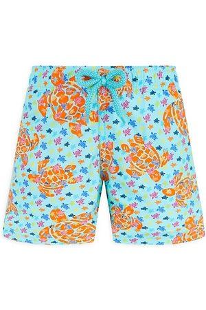 Vilebrequin Little Boy's & Boy's Rondes De Tourtes Swim Trunks