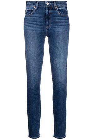 Paige Slim-cut denim jeans