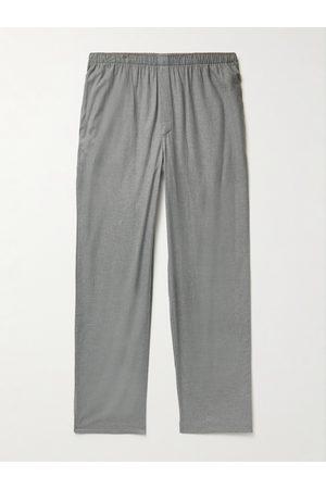 Sunspel Cotton-Flannel Pyjama Trousers