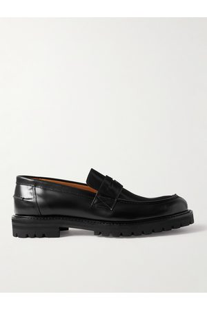 Mr P. Scott Leather Loafers