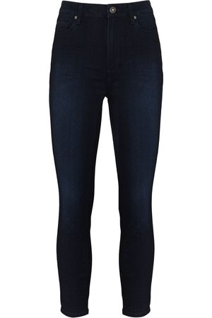 Paige Margot high-rise cropped jeans
