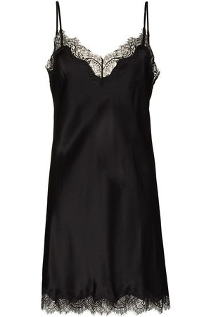 Sainted Sisters Lace-trimmed nightdress