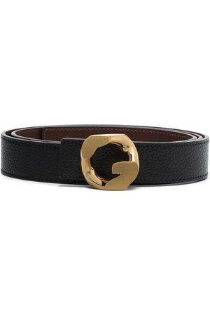 Givenchy G buckle reversible belt