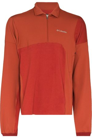 robyn lynch X Columbia panelled sweatshirt