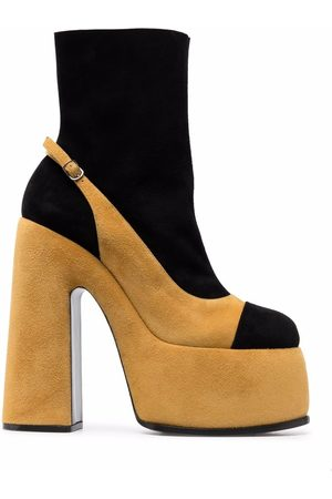 Casadei 170mm Roxy suede ankle boots