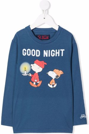 MC2 SAINT BARTH Good Night T-shirt