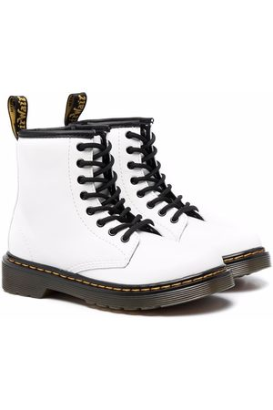 Dr. Martens Lace-ip ankle boots