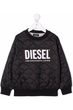 Diesel KXBAT quilted bomber jacket
