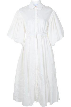 Acler Glebe pinstripe shirt dress