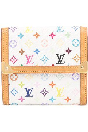 LOUIS VUITTON X Takashi Murakami 2005 pre-owned compact wallet