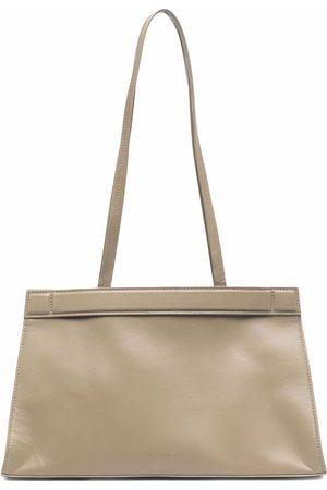 REJINA PYO Hanna leather shoudler bag